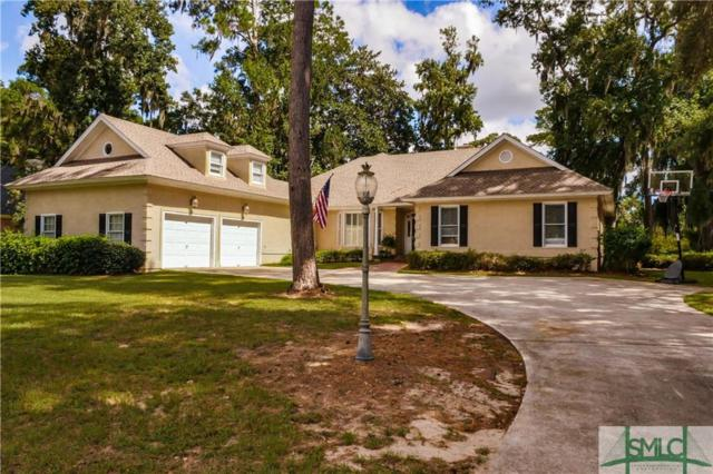 147 Grays Creek Drive, Savannah, GA 31410 (MLS #196288) :: Karyn Thomas