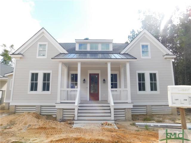 234 Westbrook Lane, Pooler, GA 31322 (MLS #196337) :: Karyn Thomas