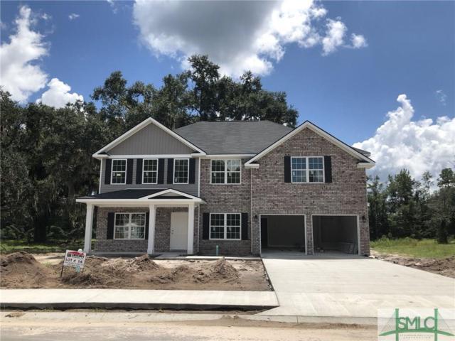 133 Maggie Lane, Allenhurst, GA 31301 (MLS #196350) :: Coastal Savannah Homes