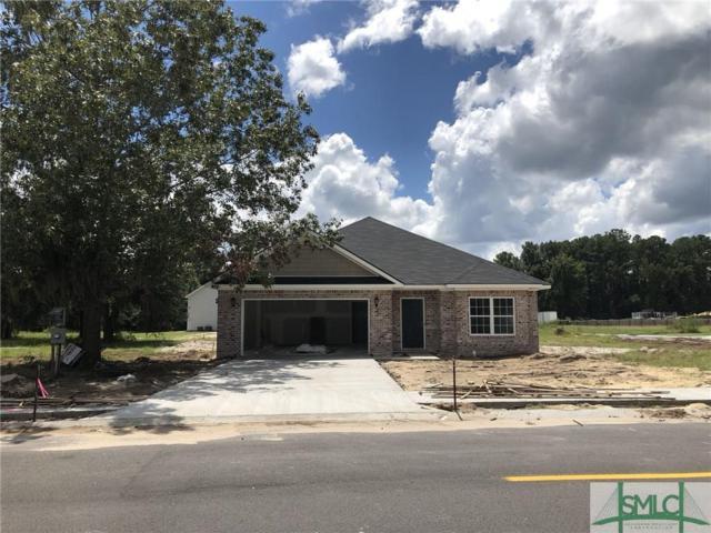 107 Maggie Lane, Hinesville, GA 31313 (MLS #196355) :: Coastal Savannah Homes