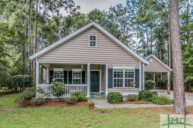 77 Fellwood Drive, Rincon, GA 31326 (MLS #196369) :: The Arlow Real Estate Group