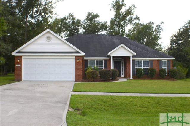 270 Creekside Circle, Ellabell, GA 31308 (MLS #196377) :: The Sheila Doney Team
