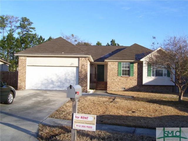 139 Stockbridge Drive, Savannah, GA 31419 (MLS #196394) :: The Arlow Real Estate Group