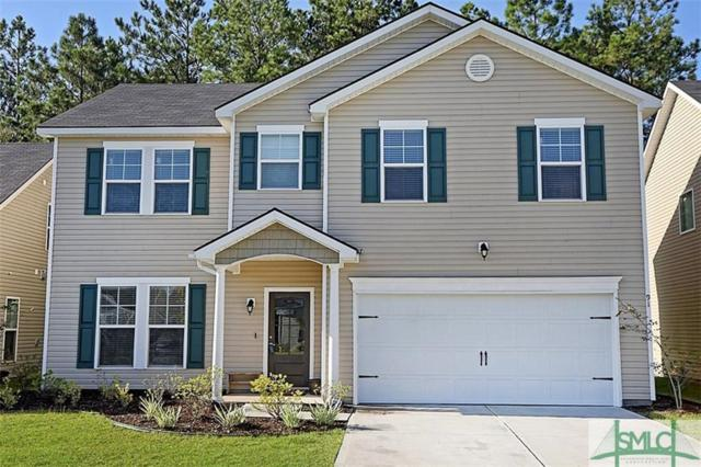 91 Crystal Lake Drive, Savannah, GA 31407 (MLS #196399) :: The Randy Bocook Real Estate Team