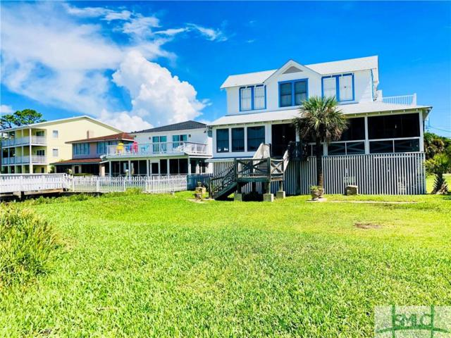 1511 Chatham Avenue, Tybee Island, GA 31328 (MLS #196409) :: The Arlow Real Estate Group