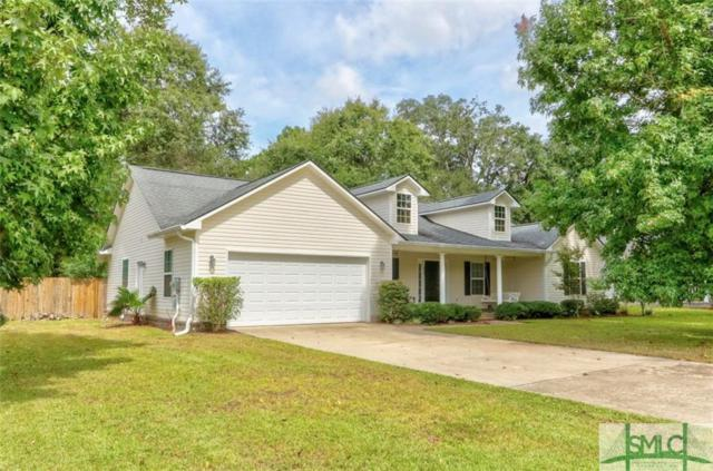 424 Sir Arthur Circle, Guyton, GA 31312 (MLS #196433) :: The Robin Boaen Group