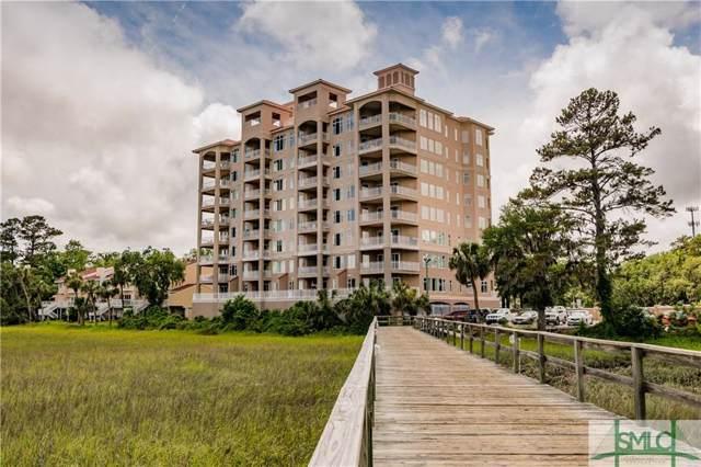 8001 Old Tybee Road, Savannah, GA 31410 (MLS #196449) :: Southern Lifestyle Properties