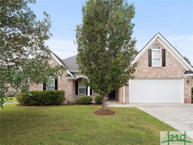 141 Meadowlark Circle, Savannah, GA 31419 (MLS #196459) :: Coastal Savannah Homes