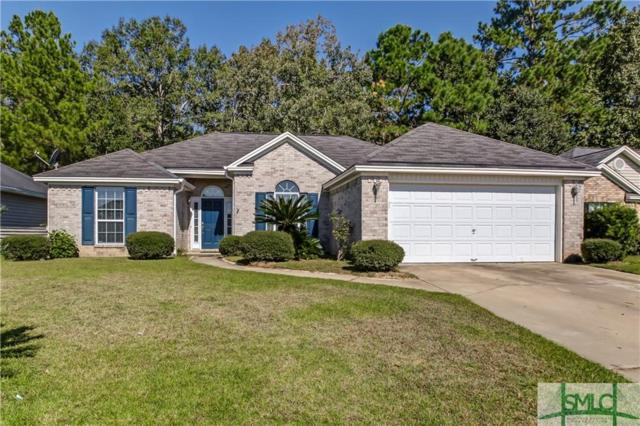 125 W Tisbury Lane, Pooler, GA 31322 (MLS #196487) :: The Robin Boaen Group