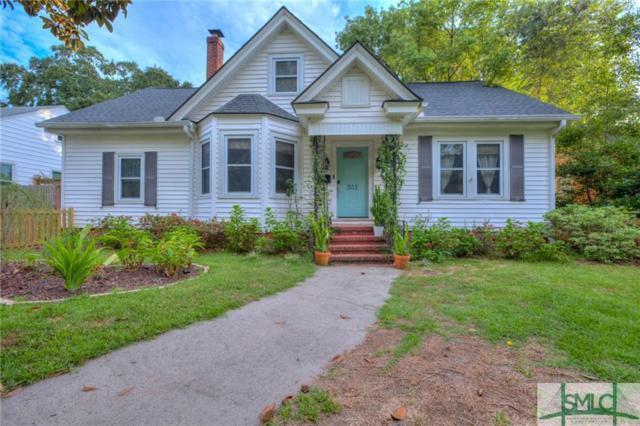 503 Columbus Drive, Savannah, GA 31405 (MLS #196503) :: Coastal Savannah Homes