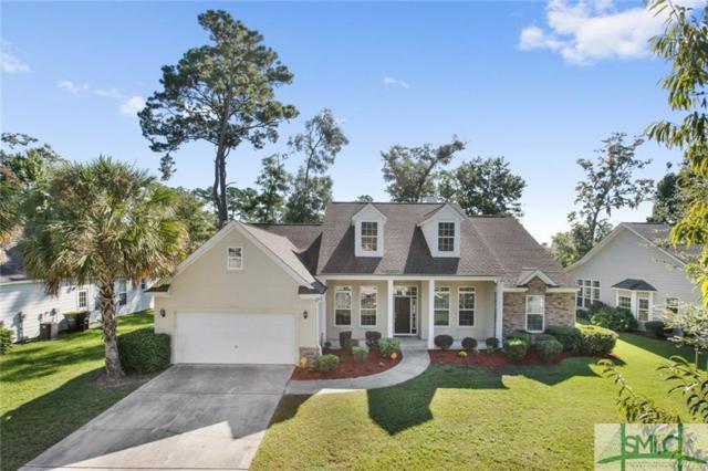 9 Longberry Lane, Savannah, GA 31419 (MLS #196519) :: Coastal Savannah Homes