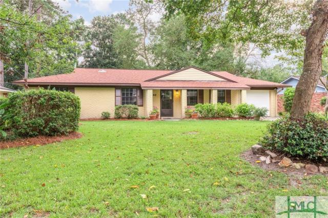 42 Canterbury Circle, Savannah, GA 31419 (MLS #196548) :: Karyn Thomas