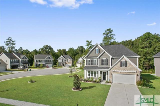 3 Marshland Point, Pooler, GA 31322 (MLS #196593) :: Coastal Savannah Homes