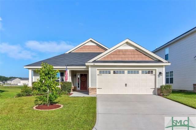 10 Sunnydale Lane, Port Wentworth, GA 31407 (MLS #196606) :: The Arlow Real Estate Group