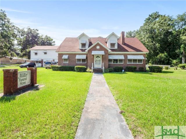 407 N Main Street, Hinesville, GA 31313 (MLS #196633) :: The Arlow Real Estate Group