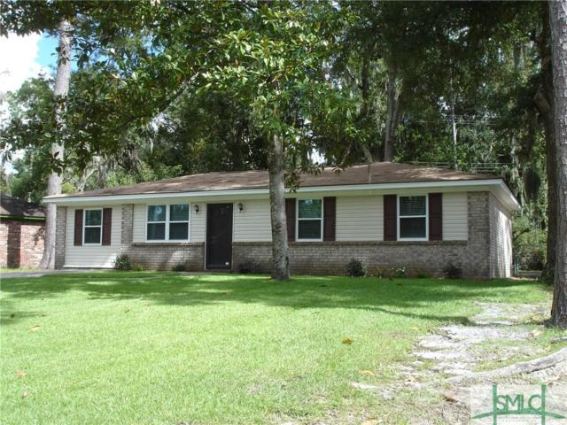 203 Kevin Drive, Savannah, GA 31406 (MLS #196634) :: Coastal Savannah Homes