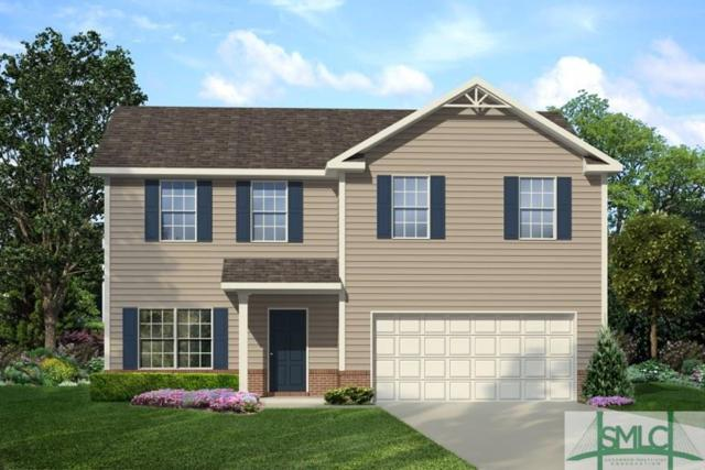 1319 Windrow Drive, Hinesville, GA 31313 (MLS #196644) :: The Arlow Real Estate Group