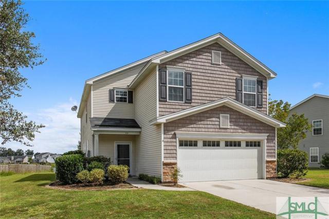 63 Hamilton Grove Drive, Pooler, GA 31322 (MLS #196662) :: The Arlow Real Estate Group