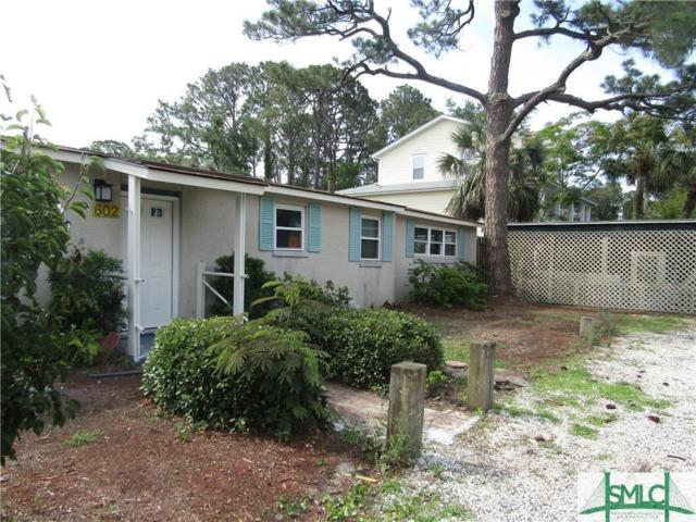 602 Miller Avenue, Tybee Island, GA 31328 (MLS #196664) :: Coastal Savannah Homes