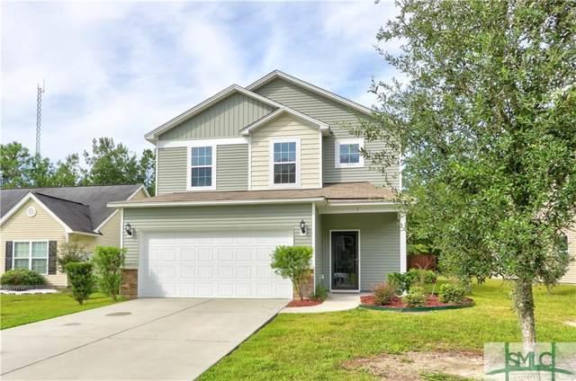 4 Hamilton Grove Drive, Pooler, GA 31322 (MLS #196685) :: The Arlow Real Estate Group