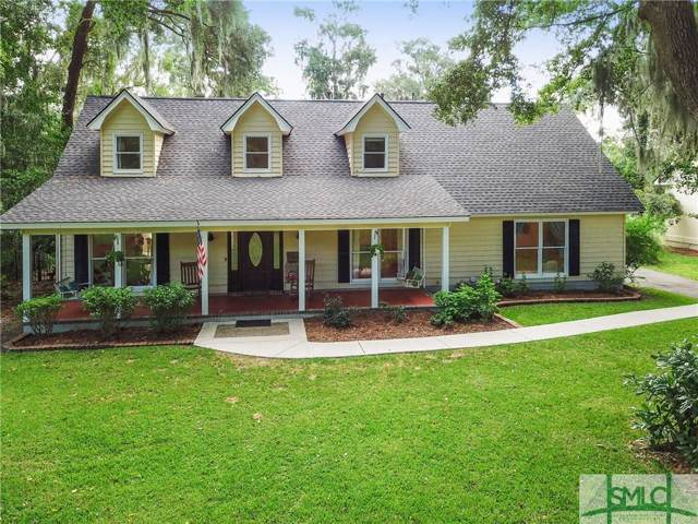 771 Belle Island Road, Richmond Hill, GA 31324 (MLS #196689) :: The Arlow Real Estate Group