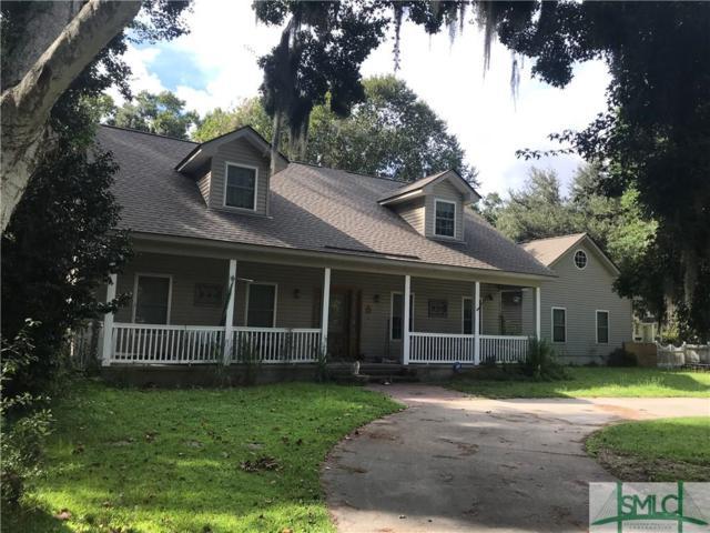 8609 Gohler Avenue, Savannah, GA 31406 (MLS #196718) :: The Arlow Real Estate Group