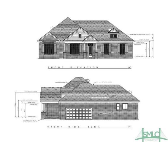 549 Braves Field Drive, Guyton, GA 31312 (MLS #196724) :: Coastal Savannah Homes