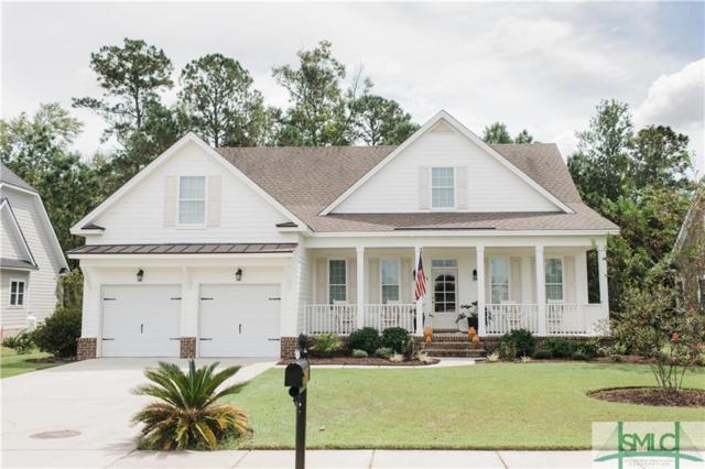79 Woodchuck Hill Road, Savannah, GA 31405 (MLS #196741) :: McIntosh Realty Team