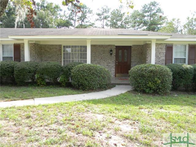 1311 Grace Drive, Savannah, GA 31406 (MLS #196743) :: The Arlow Real Estate Group