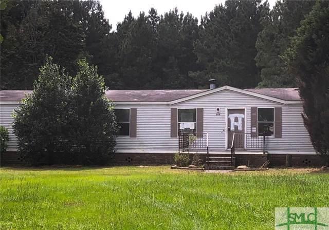308 Mockingbird Drive, Springfield, GA 31329 (MLS #196761) :: The Arlow Real Estate Group
