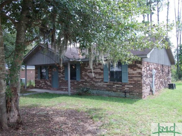 248 Garden Circle, Hinesville, GA 31313 (MLS #196770) :: The Arlow Real Estate Group