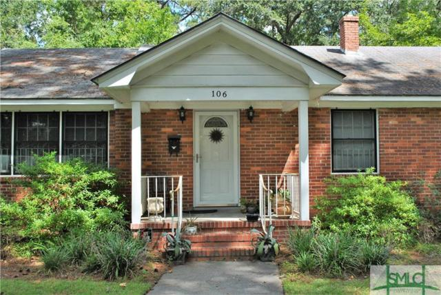 106 Harlan Drive, Savannah, GA 31406 (MLS #196775) :: The Robin Boaen Group