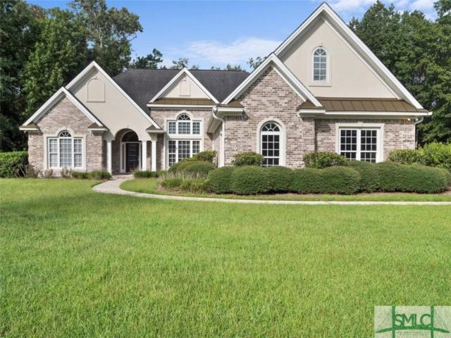 11 Brookshire Drive, Richmond Hill, GA 31324 (MLS #196784) :: Coastal Savannah Homes