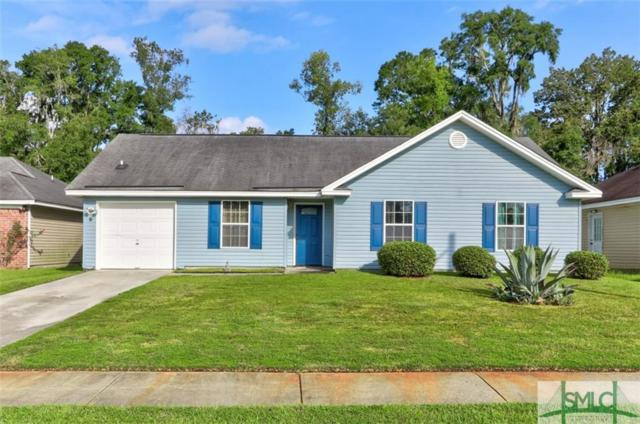 172 Mills Run Drive, Savannah, GA 31405 (MLS #196785) :: The Robin Boaen Group
