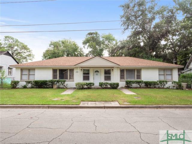 1909 Clemson Street, Savannah, GA 31404 (MLS #196802) :: The Arlow Real Estate Group