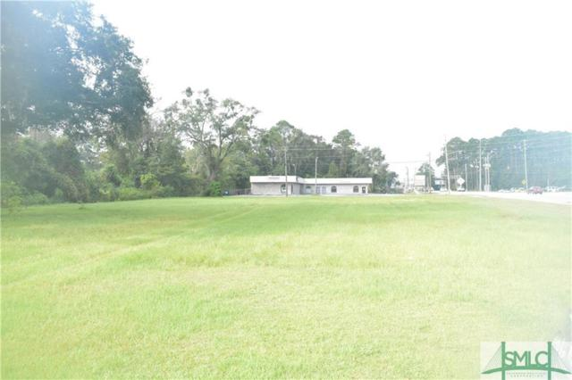 618 E.G. Miles Parkway, Hinesville, GA 31313 (MLS #196811) :: The Arlow Real Estate Group