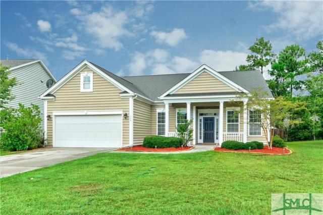 304 Grasslands Drive, Pooler, GA 31322 (MLS #196826) :: The Arlow Real Estate Group