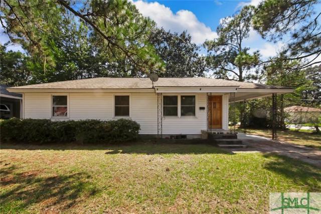 2201 E 56th Street, Savannah, GA 31404 (MLS #196831) :: The Arlow Real Estate Group