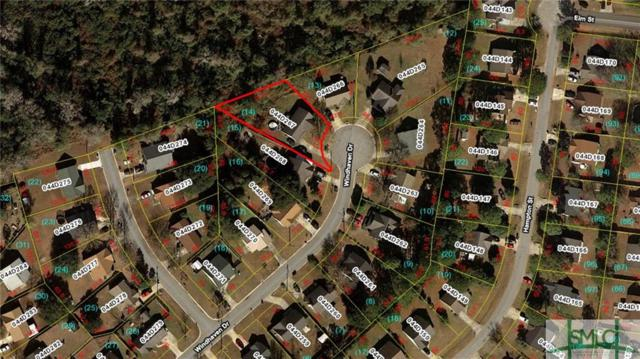 666 Windhaven Drive, Hinesville, GA 31313 (MLS #196832) :: The Arlow Real Estate Group