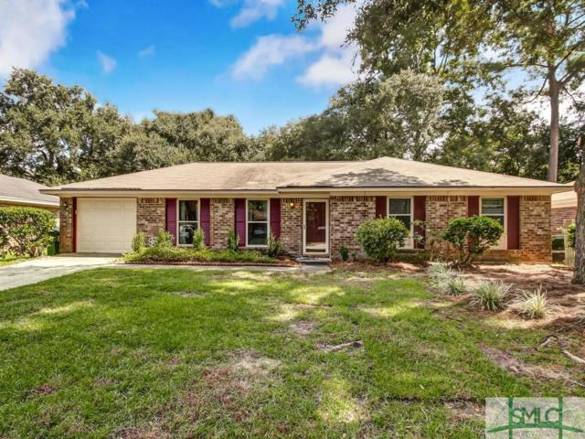 124 Westminister Drive, Savannah, GA 31419 (MLS #196838) :: The Arlow Real Estate Group