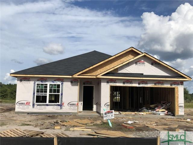 32 Wythe Street, Hinesville, GA 31313 (MLS #196849) :: The Arlow Real Estate Group
