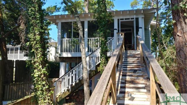 146 S Campbell Avenue, Tybee Island, GA 31328 (MLS #196857) :: The Arlow Real Estate Group