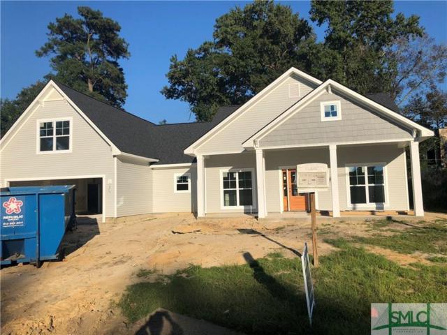 414 Durden Drive, Pooler, GA 31322 (MLS #196891) :: Coastal Savannah Homes