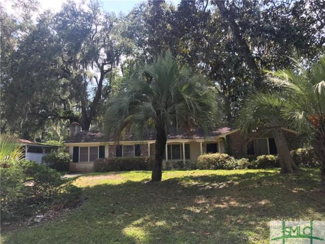 305 Tanglewood Road, Savannah, GA 31419 (MLS #196911) :: Karyn Thomas