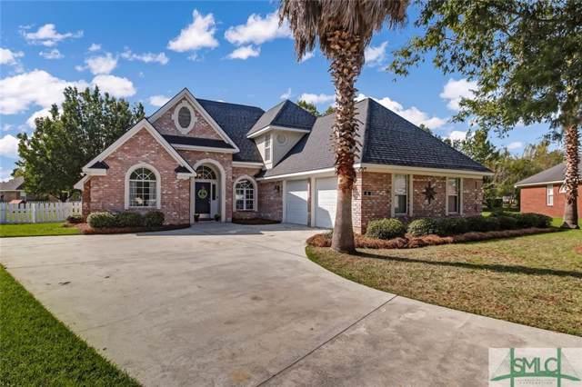 6 Hummingbird Court, Savannah, GA 31419 (MLS #196952) :: Heather Murphy Real Estate Group