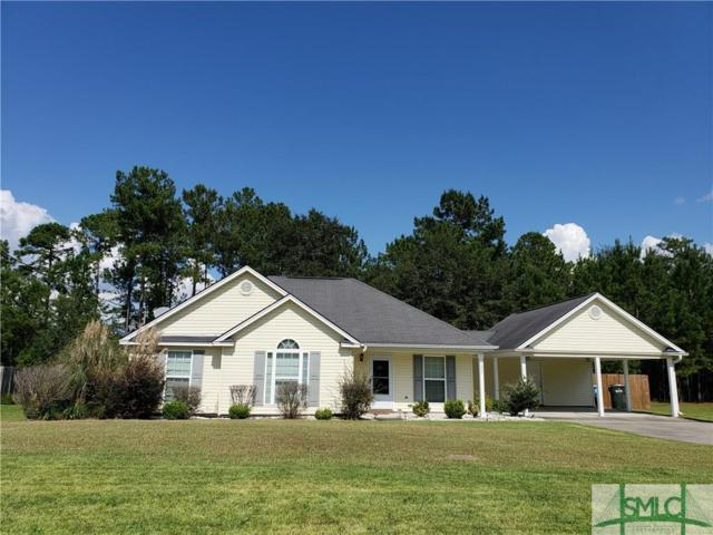 353 Abbey Drive, Richmond Hill, GA 31324 (MLS #196959) :: Coastal Savannah Homes