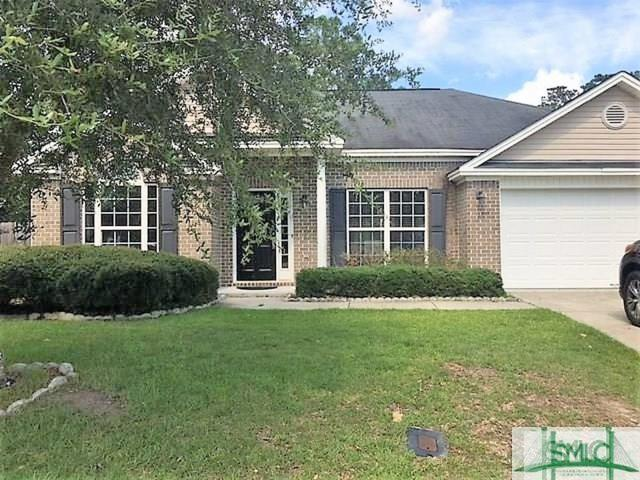 164 W Tahoe Drive, Savannah, GA 31405 (MLS #196966) :: McIntosh Realty Team