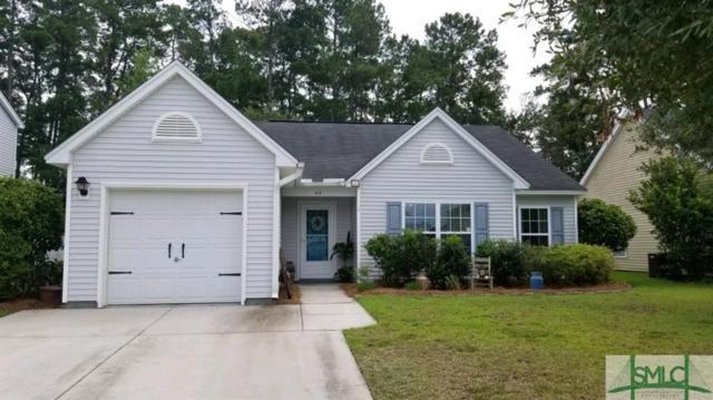84 Hamilton Grove Drive, Pooler, GA 31322 (MLS #196973) :: Coastal Savannah Homes