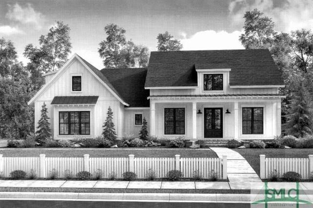 Lot 3 Lake Side Drive, Richmond Hill, GA 31324 (MLS #196988) :: Coastal Savannah Homes