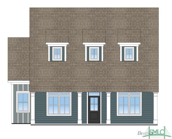 410 Lakeside Boulevard, Port Wentworth, GA 31407 (MLS #196993) :: The Arlow Real Estate Group